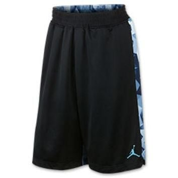 Men's Air Jordan Retro 7 Printed Basketball Shorts
