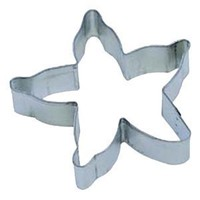 """R&M Starfish 4"""" Cookie Cutter in Durable, Economical, Tinplated Steel"""