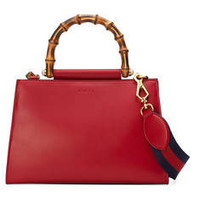 Gucci - Gucci Nymphea leather top handle bag