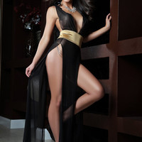 Seductive Diva Lingerie Dress