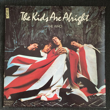 Who - The Kids Are Alright (Used 2 x LP)