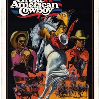 The Great American Cowboy 11x17 Movie Poster (1973)