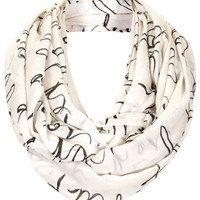 Hello Poem Snood - Scarves - Bags & Accessories - Topshop USA