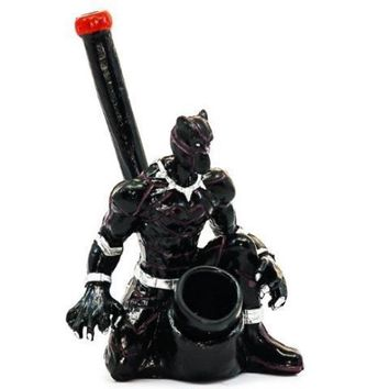 Resin Pipe - Black Panther