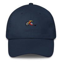 Ride or Die Embroidered Dad Hat