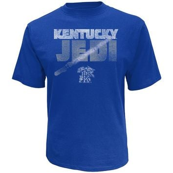 Star Wars College Kentucky Wildcats Jedi Tee