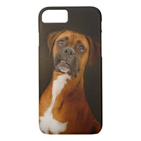 The Adorable Begging boxer iPhone 8/7 Case