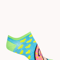 Sugar Town Ankle Socks