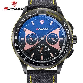 Men Leather Watch Sports Quartz Watches For Men Male Casual Clock Military Watch
