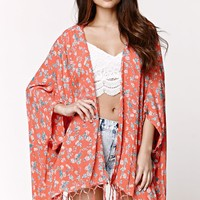 Billabong Sandy Dreams Kimono - Womens Shirts