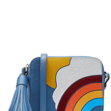 Rainbow Leather Crossbody Shoulder Bag - Anya Hindmarch | WOMEN | US STYLEBOP.com
