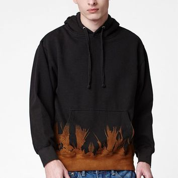 PacSun Bleached Pullover Hoodie at PacSun.com