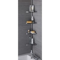 Buy Chrome Shower Organiser Unit at Argos.co.uk - Your Online Shop for Bathroom shelves and units.
