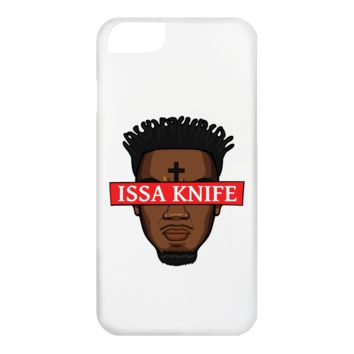 Issa Knife ANDIMOTO iPhone 6 Case