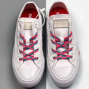 Trendsetter Converse All Star  Women Fashion Casual Low-Top Canvas Shoes