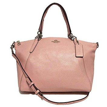 Coach Leather Small Kelsey Cross Body Bag COACH bag