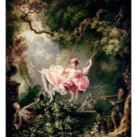 The Swing Giclee Print by Jean-Honoré Fragonard at Art.com