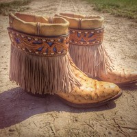 Gringo Gypsy Boot from Ritzy Gypsy Boutique