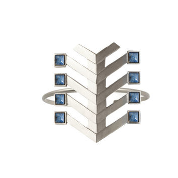 Square Tie Cuff (view more colors)