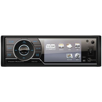 Power Acoustik PDR-340  In-Dash Car Stereo 3.4 1DIN W/Detachable Face