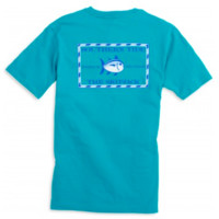 Southern Tide Tee- Original Skipjack- Cool Breeze