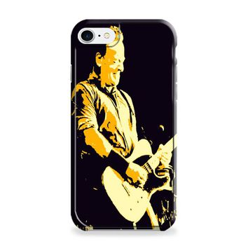 Bruce Springsteen (yellow guitar) iPhone 6 | iPhone 6S Case