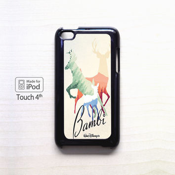 Bamby Walt Disney for iPod 4/ iPod 5 cases