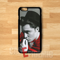 Hot Chuck Bass Model Shot Phone Case -end for iPhone 6S case, iPhone 5s case, iPhone 6 case, iPhone 4S, Samsung S6 Edge
