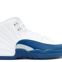 "Air Jordan 12 Retro ""French Blue""(2016) GS"