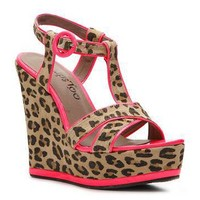 2 Lips Too Too Nobbly Wedge Sandal
