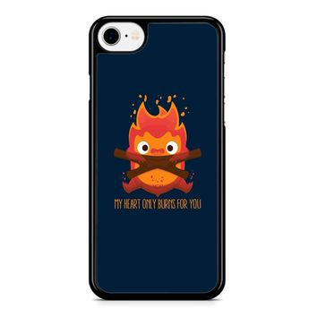 Howl S Moving Castle 2 iPhone 8 Case
