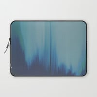 Cool Wave Laptop Sleeve by duckyb