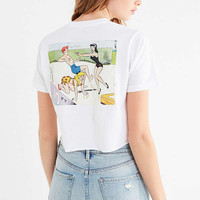 Archie Betty & Veronica Cropped Tee | Urban Outfitters