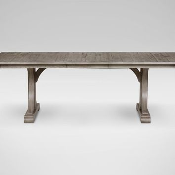 Corin Trestle Extension Dining Table