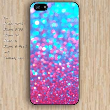 iPhone 6 case glitter pattern iphone case,ipod case,samsung galaxy case available plastic rubber case waterproof B060