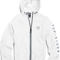 Sperry Top-Sider Sperry Windbreaker Jacket BrightWhite, Size M  Women's