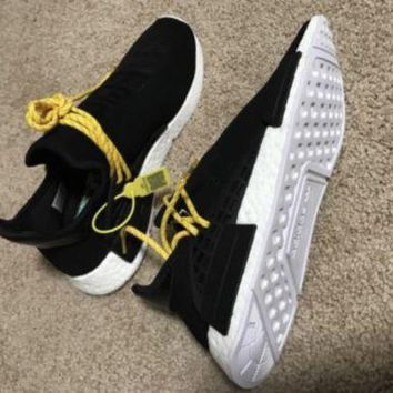 Brand New! Adidas NMD Pharrell Williams Human Race Black HU Size 10 BB3068
