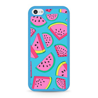 Watermelon Pattern iPhone 5C case