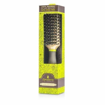 Boar-Nylon Tunnel Vent Brush - 1pc