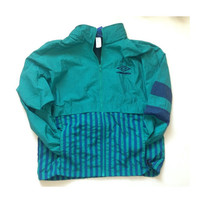 90s Windbreaker- Umbro Soccer Lightweight Jacket - Gift for Soccer Player - Christmas Gift - Deadstock Windbreaker Clothing