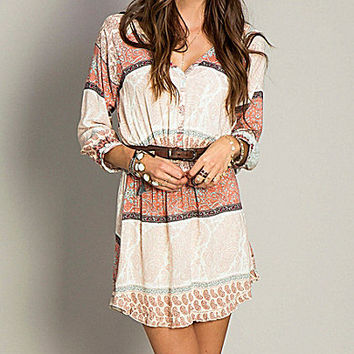 O´Neill Miki Peasant Dress | Dillards.com