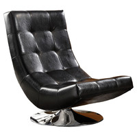 You should see this Denny Lounge Chair in Black on Daily Sales!