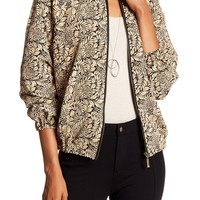 Philosophy Apparel | Pattern Bomber Jacket | Nordstrom Rack