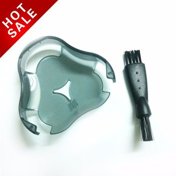 Shaver head protection cap guard/ Cover Norelco + Cleaning for philips brush RQ12 RQ11 RQ10 RQ1050 RQ1060 RQ1075 RQ1085 RQ1090