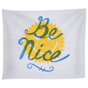 Be Nice Tapestry