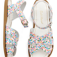 Salt Water Sandals Statement Outer Bank on It Sandal in Floral