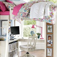 Sleep & Study Paisley Bedroom