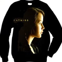 Katniss Everdeen Hunger Games Sweatshirt