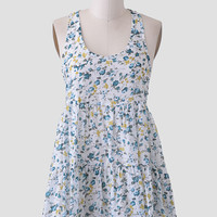 Bluebell Fields Floral Tank
