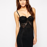 Gossard Superboost Slip Dress at asos.com